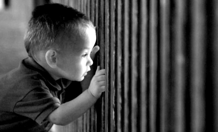 Quei cinquanta bambini prigionieri di Stato