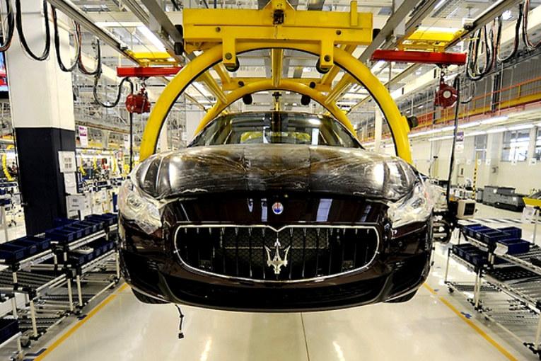 Maserati, si sciopera contro la razionalità di Fiat