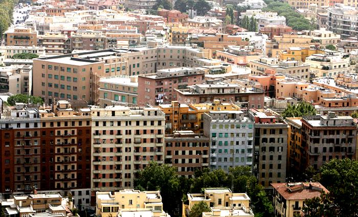Abiti a Roma? Forse hai comprato casa a prezzo doppio