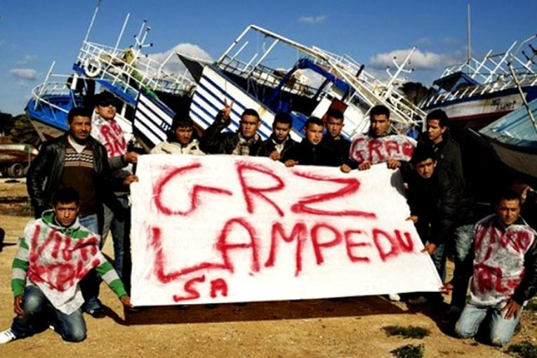 A Lampedusa il cinema vive solo d'estate