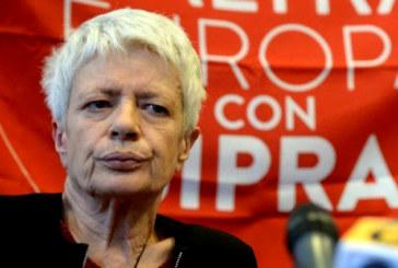 Spinelli rinuncia alla rinuncia. Lo chiede Tsipras