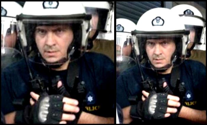 Grecia, perché questo agente è così feroce?