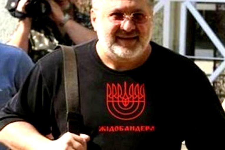 Kolomoisky, l'oligarca a cui è affidata la repressione
