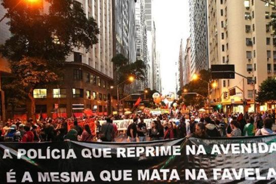 Brasile, pulizia sociale anche senza i Mondiali
