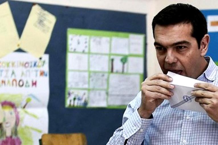 Europee, Tsipras primo in Grecia e in Italia forse scavalca il 4 per cento