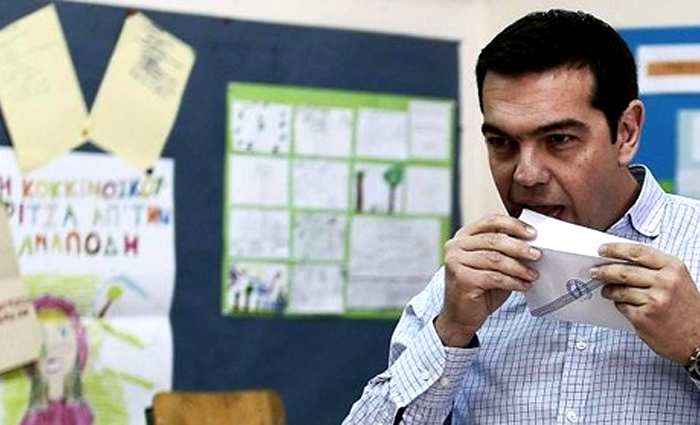 Europee, Tsipras primo in Grecia e in Italia forse scavalca il 4%