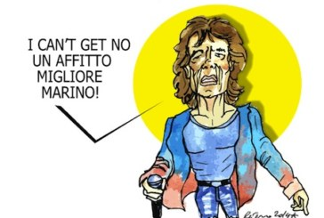 Galan, la Cia e i Rolling Stones, l'umorismo graffiante di Tiziano Riverso