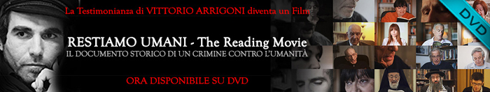 Restiamo Umani - The Reading Movie