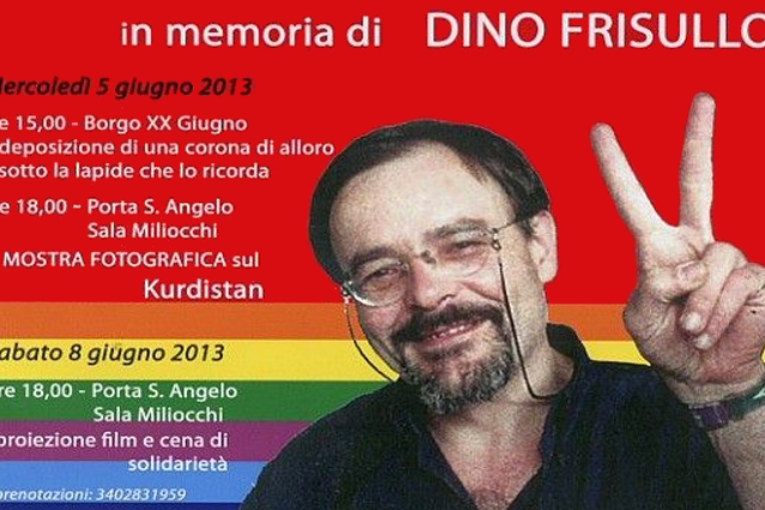 Dino Frisullo, cerchiamolo ancora in Piazza Vittorio