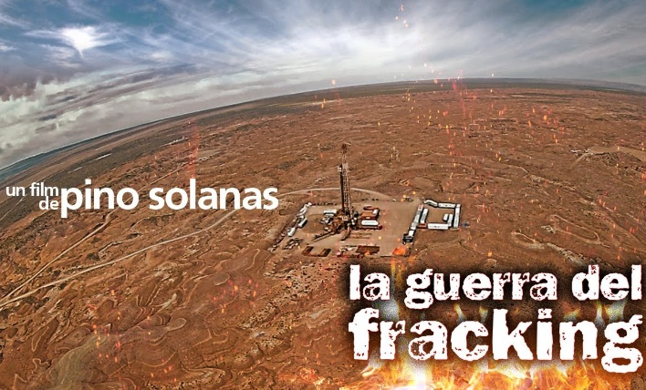 «La guerra del fracking». Solanas a Roma con il suo ultimo documentario