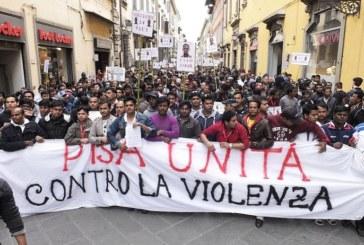 Pisa, morire da migrante ucciso dallo 'squadrismo embrionale'