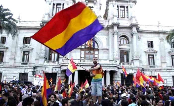 Spagna: crescono le proteste anti-monarchia. Mercoledì manifestazione nazionale