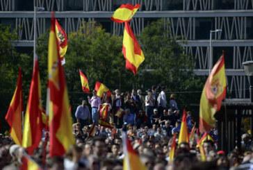 Proteste in Spagna per una transizione reale senza re
