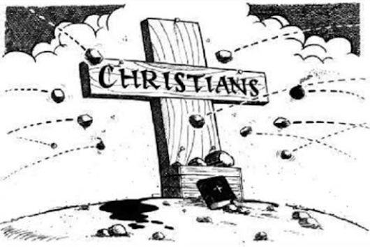 Iraq, cristiani perseguitati anche dalla lettera scarlatta