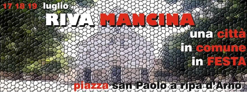 Pisa rinasce sulla Riva Mancina