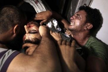 Bombe, morte e disperazione. L'orrore di Gaza foto per foto