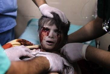 Gaza, bombardata una scuola. L'Onu: «Crimine contro l'umanità»