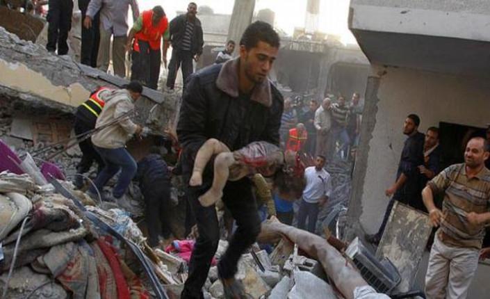 Gaza 31 luglio