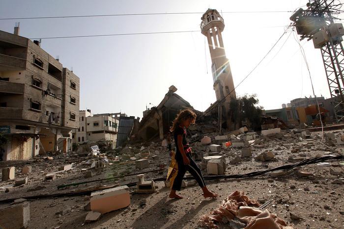 Israele centra orfanotrofio Tre disabili uccise a Gaza