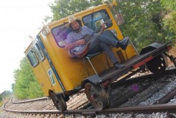 Capossela: mi sono sognato il treno