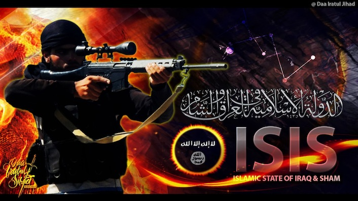 ISIS shooter