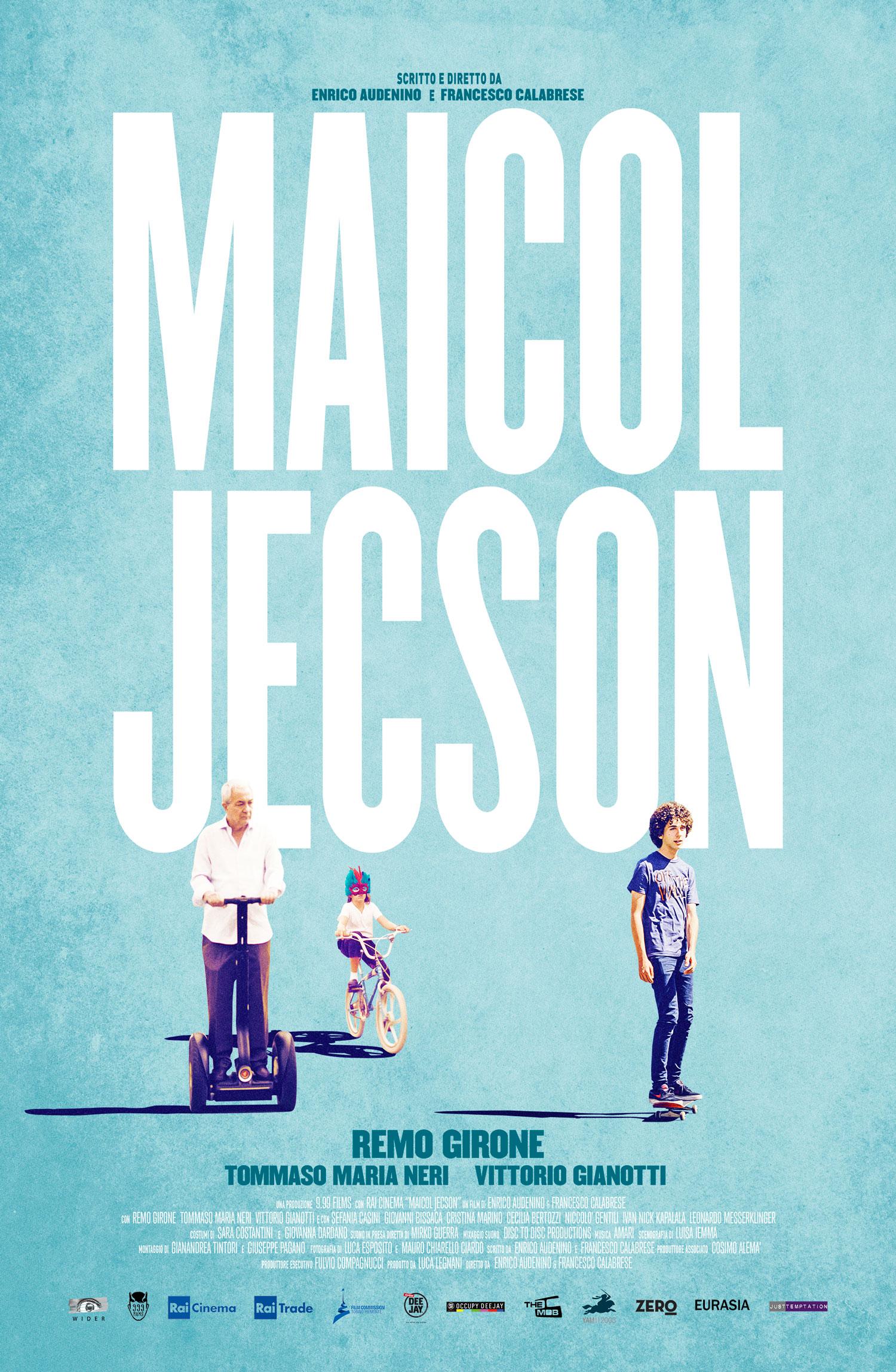 MAICOL_JECSON_POSTER_ITA