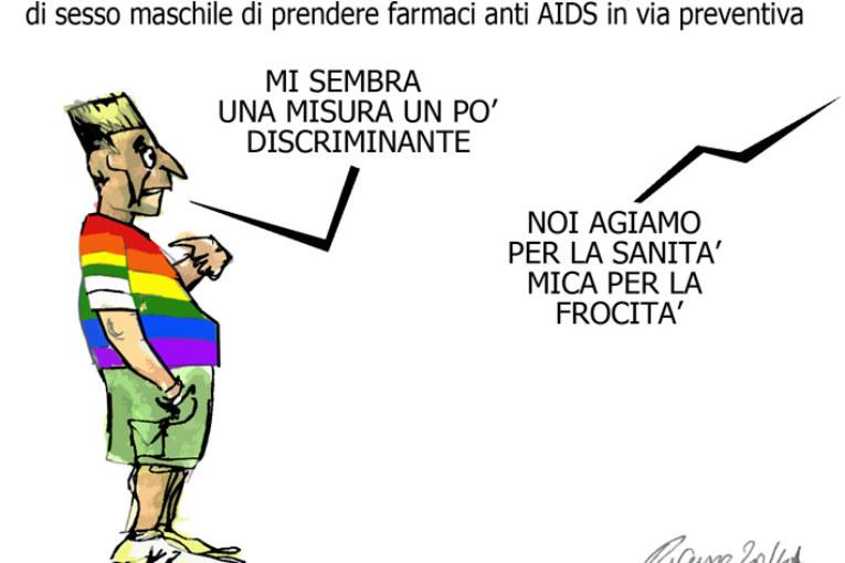 La Cia, i gay e la Madia, l'umorismo graffiante di Tiziano Riverso