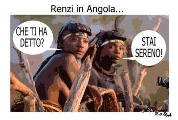 La Cia, la Boschi e i missili, l'umorismo graffiante di Tiziano Riverso