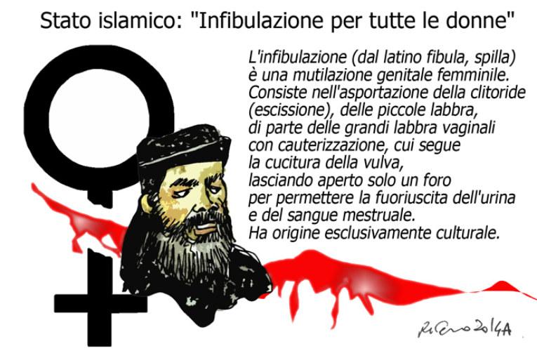 Fede, Greggio e l'infibulazione, l'umorismo graffiante di Tiziano Riverso