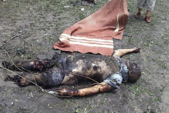 Ucciso da una bomba durante il suo compleanno. Aveva 6 anni