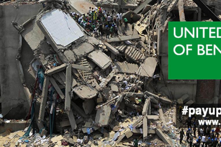 Rana Plaza, Benetton non risarcisce le vittime