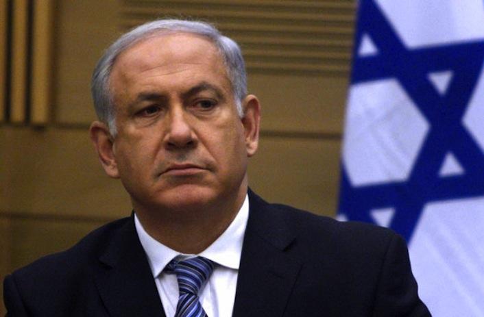 Il primo ministro israeliano Benjamin Netanyahu.