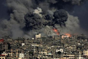Gaza: colpita l'unica centrale elettrica e le redazioni di al-Aqsa Tv e al-Aqsa Radio (video)