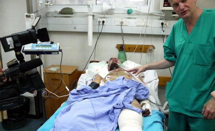 Bombe Dime, così Israele gambizza i palestinesi