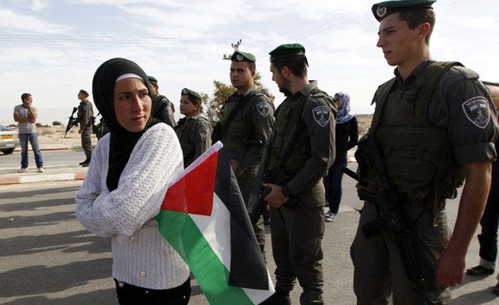 donna palestina