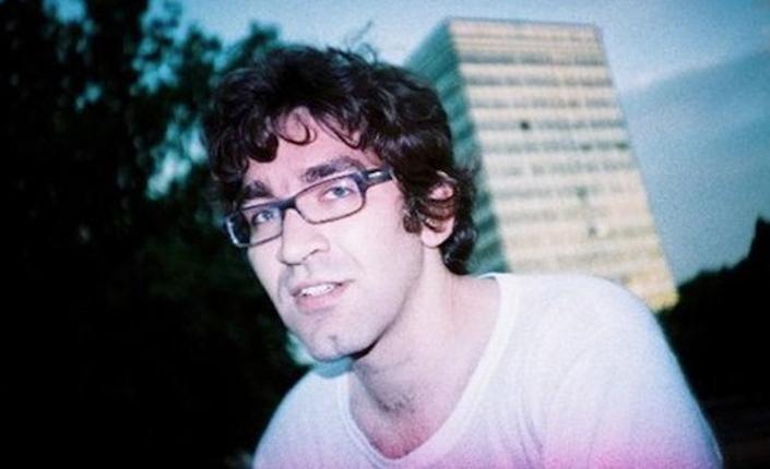 Il giornalista statunitense Simon Ostrovsky, rapito il 22 aprile da miliziani separatisti.
