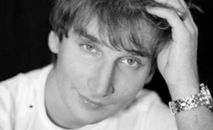 """L'inviato del quotidiano russo """"Novaya Gazeta"""" Pavel Kanugin, rapito il 12 maggio nella regione di Donetsk dai paramilitari nazisti."""