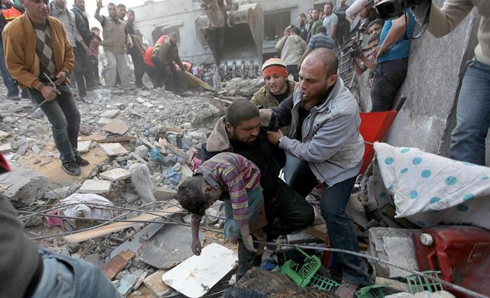 Palestina, la guerra sionista e l'inettitudine internazionale