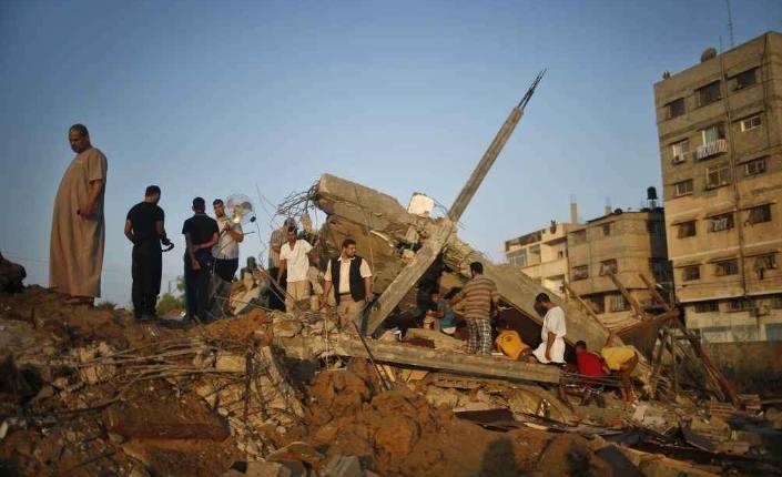 Ancora bombe su Gaza, 1.113 morti 6.500 feriti