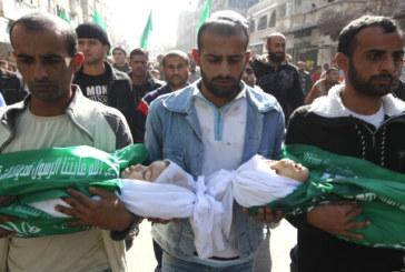 Gaza, non resta che l'orrore (video)