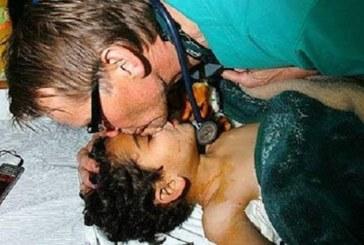 L'angelo di Gaza viene dalla Norvegia