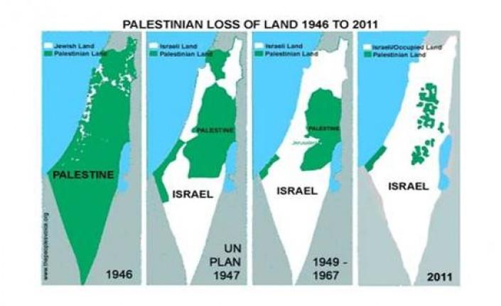 Conflitto israelo-palestinese: solo questione di terra