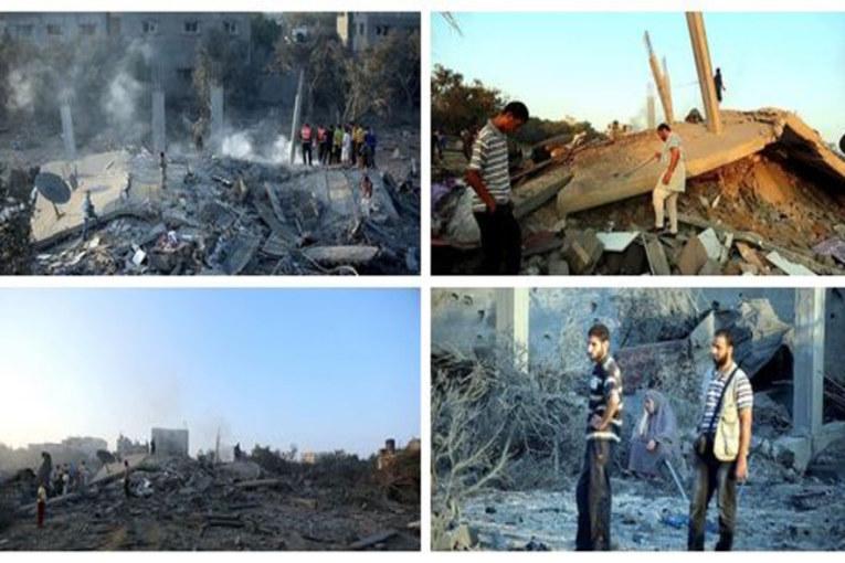 Gaza, strage preventiva di Israele
