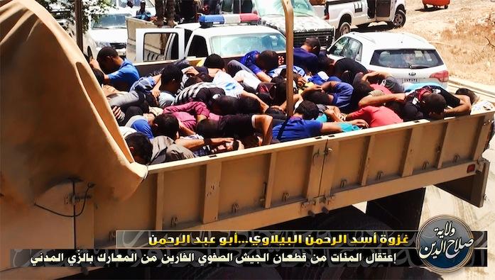 Pkk: anche gli Usa dietro l'offensiva Isis in Iraq