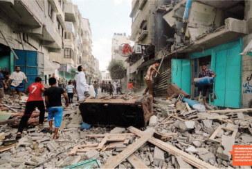 Gaza: calma relativa nel primo giorno della festa di Eid ul-Fitr. Il racconto odierno di Meri Calvelli