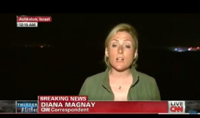 Diana Magnay.