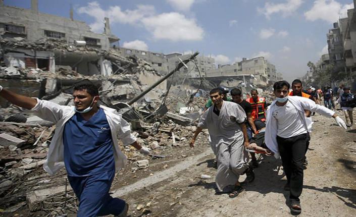 Gaza 24 luglio