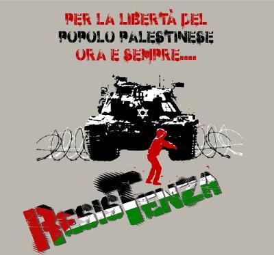 palestina resistenza