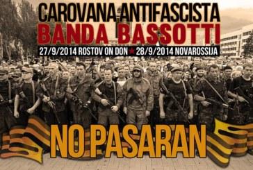 Banda Bassotti: stiamo andando in Donbass