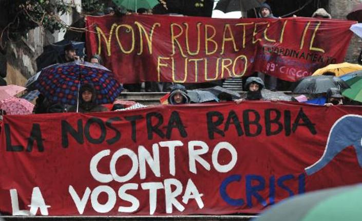 Diritti globali, «dopo la crisi la crisi»